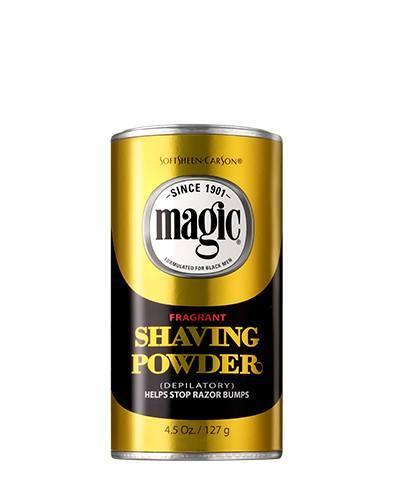 Powder Shave Gold Shaving Powder