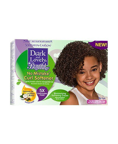 NO MISTAKE CURL SOFTENER